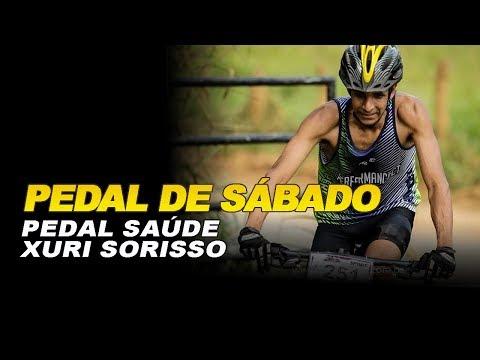 Pedal de sábado pedal saúde xuri - sorriso
