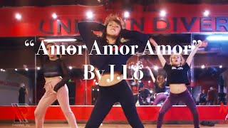 """Amor Amor Amor"" by Jenifer Lopez ft Wisin Choreography by Vanessa Sanquiz"
