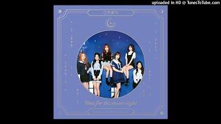 여자친구 (GFRIEND) – 밤 (Time for the moon night) (Instrumental)