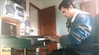 "Rocky I Love Theme (""First Date"") - Bill Conti (1976) - Cover"