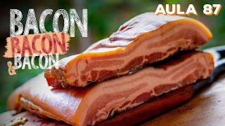 Aula 87 - Bacon (Como fazer bacon) / Cansei de Ser Chef