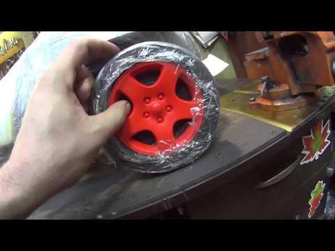 Ремонт рулевой на маленькой audi