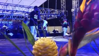 Rosie Delmah Live @ Festpac 2016 Guam