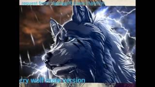 nightcore - cry wolf (male version)