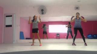 Shake it off - cardio dance