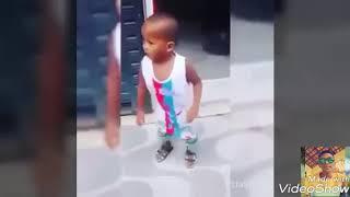 Criança dançando funk👏