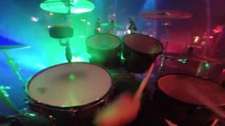 Killers Kiss Cover - Psycho Circus - Drum Cam