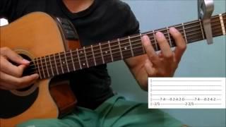 Primeira semana - Luan Santana aula violão completa