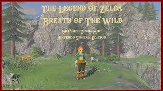 QNandos Zelda Mod: Nintendo Switch Edition - Showcase