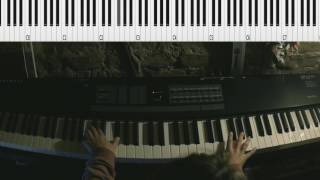 Brillas - Leon Larregui (cover piano)