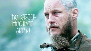 Vikings - The Great Heathen Army [Vikings Tribute in HD]