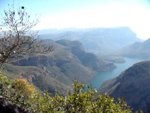 Blyde River Canyon Reserve – South Africa