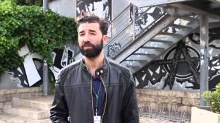 Tiago Bettencourt no Festival Portugal Pop 2014