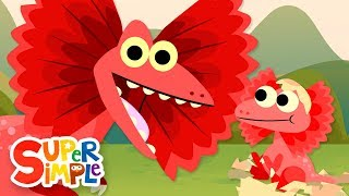 10 Little Dinosaurs #2 | Kids Songs | Super Simple Songs