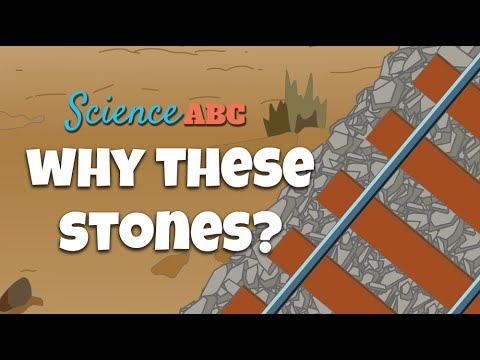 Why Are There Stones Along Railway Tracks?