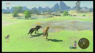 Como utilizar o Amiibo Wolf link em Zelda Breath of the Wild