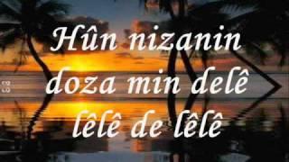 Ciwan Haco-limin lê lê lyrics