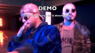 Bonita - J Balvin Ft Jowell Y Randy (Dj Frank extended remix) video official