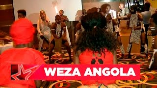 FLASH - WEZA ANGOLA