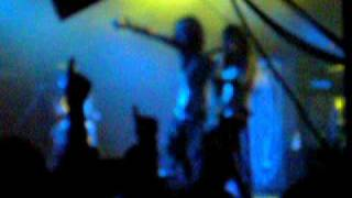 Black Veil Brides - Rebel love song 11-10-11
