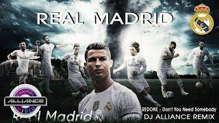 Cristiano Ronaldo, RedOne, Enrique Iglesias, JLo - Don't You Need Somebody(Alliance Remix)