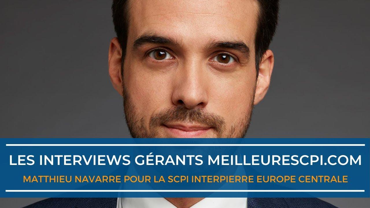 SCPI Interpierre Europe Centrale