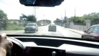 Floripa - Ao som de disco volante, voltando de Campeche