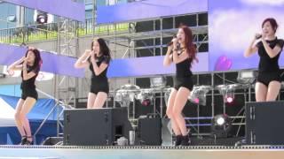 Study (공부하세요) - Stellar (스텔라) Live @ Blue One Resort K-Pop Festival