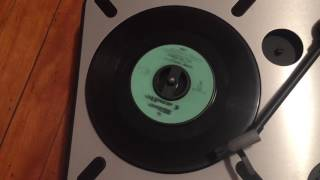 "All The People ""Cramp Your Style"" Blue Candle Funk 45"