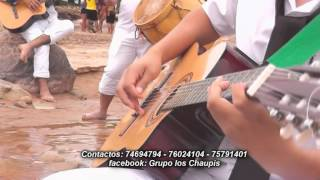 SOMBRERO DE SAO(Grupo Los Chaupis Bolivia)