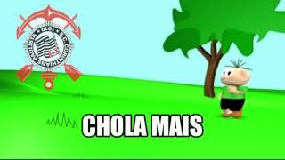 CHOLA MAIS CORINTHIANS (GAMBÁ)