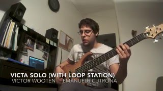 Victa solo - Victor Wooten