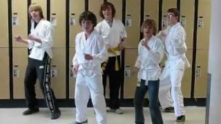 Kung Fu Fighting  - Carl Douglas  - Music Video