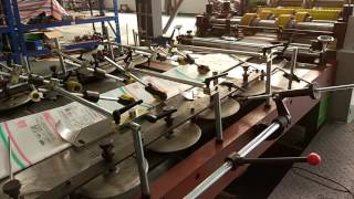 TECON PAPER TUBE MAKING MACHINE ZT9804SD width=
