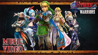 "Hyrule ""Warriors"" [VGMV] Imagine Dragons - Warriors"