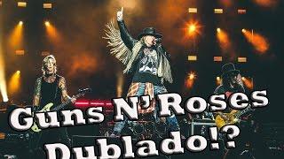 Guns N Roses feat Zé Ramalho