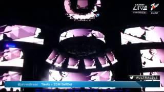 Tiesto - Epic fail Ultra music festival 2015