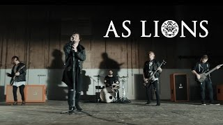 As Lions - Aftermath (Official Video)