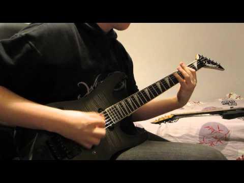 mokoma-sinne-missa-aamu-sarastaa-guitar-cover-mikko-havukainen