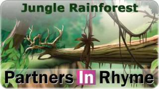 Jungle & Rainforest Ambient Sound Effects