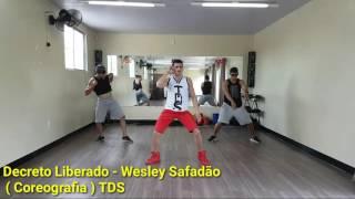 Decreto Liberado - Wesley Safadão ( Coreografia ) TDS