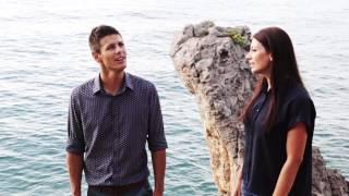Andreea si Andrei - Dam Glorie Regelui Etern [Official Video]