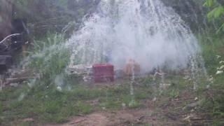 Chlorine and Brake Fluid bombs
