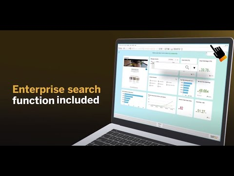 SAP Business One 10: SAP HANA & Enteprise Search