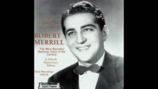 Robert Merrill sings The Star Spangled Banner, NY YANKEES Version