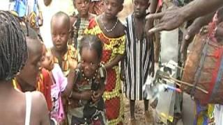 GAMBASSE - GUINEA BISSAU (Festa infantil del tabaski)