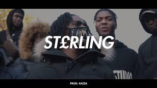 "Russ x CGM x KO Type Beat - ""ST£RLING"" | UK Drill Instrumental (prod. @kazzaprod)"