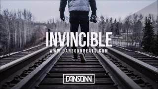 Invincible - Dark Inspiring Piano Violin Beat | Prod. by Dansonn