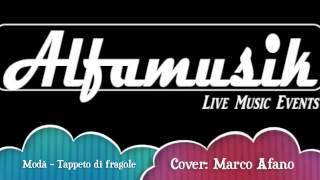 Tappeto di fragole- Cover : Marco Alfano