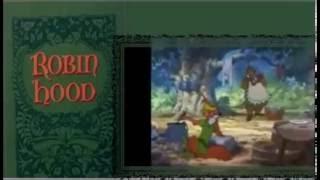 "Robin Hood Fandub: ""Friar Tuck Visits Robin Hood & Little John"" (Little John Off!!)"